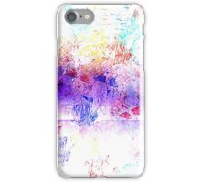 Crazy Abstract iPhone Case/Skin