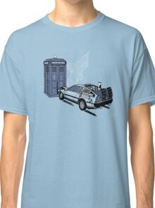 Back to the Whoture Classic T-Shirt