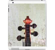 Head Shot  iPad Case/Skin