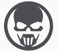 Techno Skull One Piece - Short Sleeve