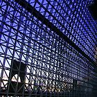 Kyoto Train Station 2 by fenjay
