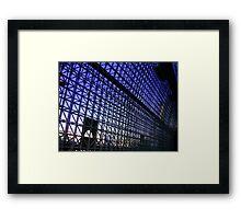 Kyoto Train Station 2 Framed Print