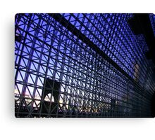 Kyoto Train Station 2 Canvas Print