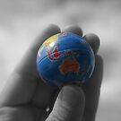 The world's in our hands by Cydell