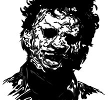 Leatherface by iankingart