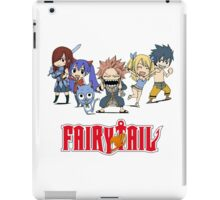 Fairy Tail Chibi iPad Case/Skin