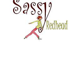 One Sassy Redhead by Pamela Stirling