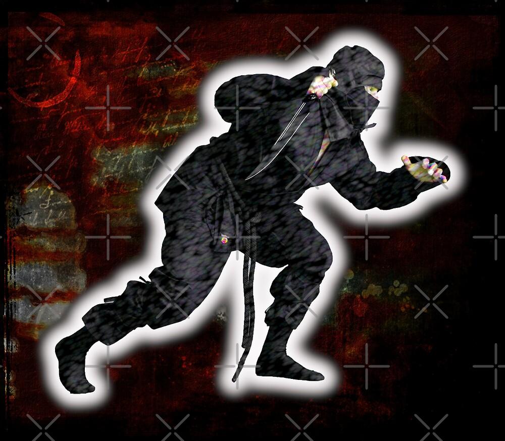 Ninja by Gal Lo Leggio