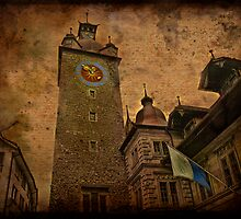 Zurich. Rathaus (Town hall) by egold