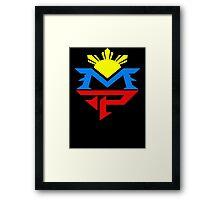 pacman 3 Framed Print