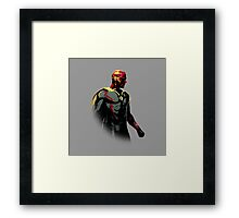 Avengers: Age of Ultron - The Vision Framed Print