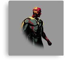 Avengers: Age of Ultron - The Vision Canvas Print