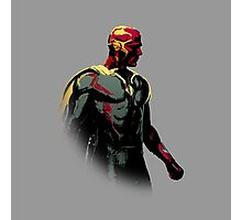 Avengers: Age of Ultron - The Vision Photographic Print