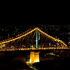 story bridge - brisbane by Watzmann71