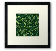 Bio Green Power Framed Print