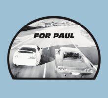 Paul Walker by Zac Brooklyn