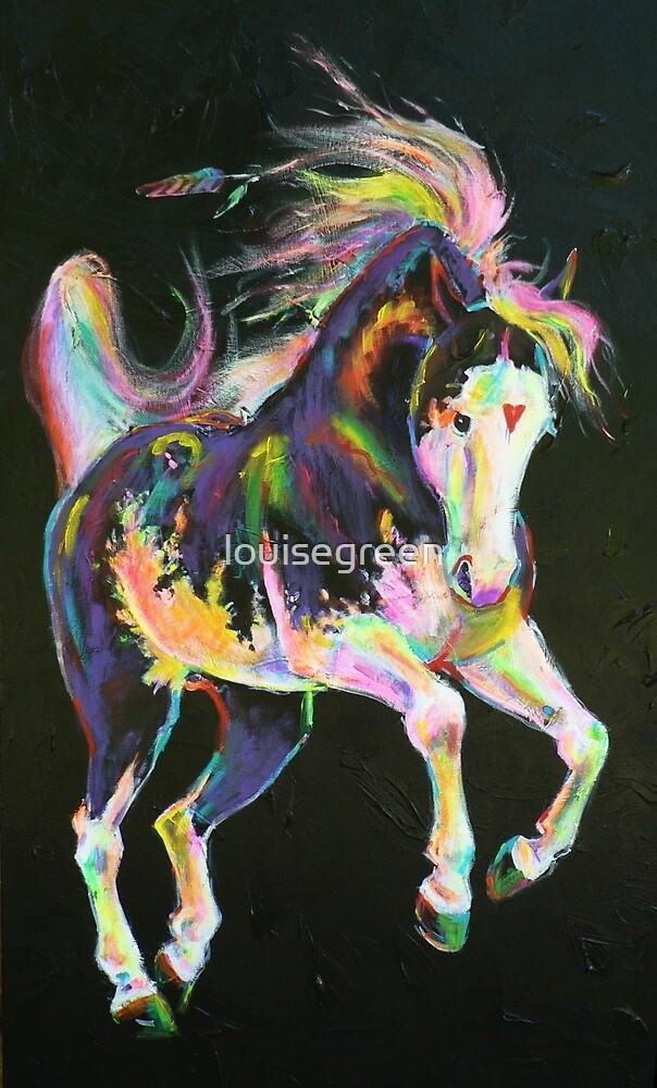 Pony Power I by louisegreen