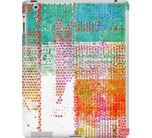 Sang-froid iPad Case/Skin
