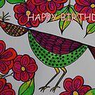 birdy by linsads