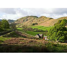 Cumbrian Morning, Martindale Photographic Print