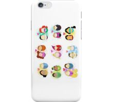 Couples of Disney iPhone Case/Skin