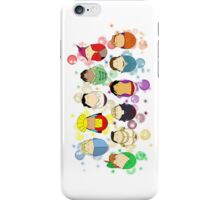 Gentlemen of Disney iPhone Case/Skin