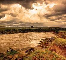 An Evening In Africa by Charuhas  Images