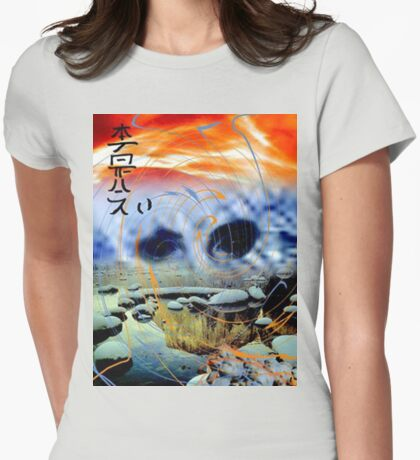 Parallel Universe Womens Fitted T-Shirt
