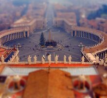 Little Vatican by blueeyesjus