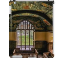 Sun and Moon Chapel iPad Case/Skin