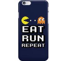 Eat, Run, Repeat iPhone Case/Skin