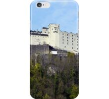 Hohensalzburg Castle Austria iPhone Case/Skin