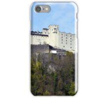 Hohensalzburg Castle Austria iPhone Case/Skin