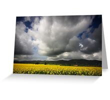 The Malvern Hills Greeting Card