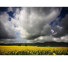 The Malvern Hills Photographic Print