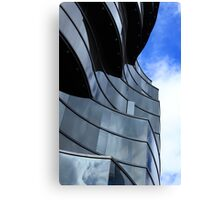 Office Building in Quito Canvas Print