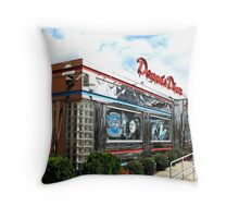 Lost in the '50s Throw Pillow