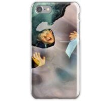 Beneath the ice and water iPhone Case/Skin
