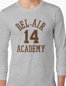 Fresh Prince of Bel-Air Basketball Jersey Long Sleeve T-Shirt