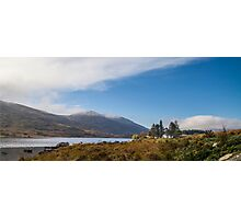 Lakeside View, Ring of Kerry, Ireland Photographic Print