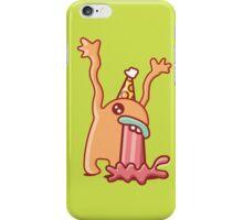 Party Barfzilla iPhone Case/Skin