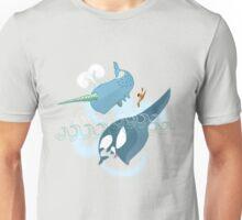 The Naughty Inuit Boy! Unisex T-Shirt
