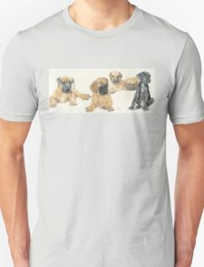 Great Dane Puppies Unisex T-Shirt
