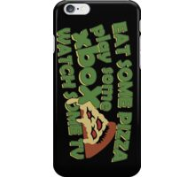 Eat Some Pizza iPhone Case/Skin