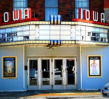 The Iowa Movie Palace by Linda Miller Gesualdo