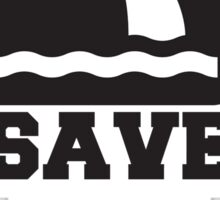 Save The Whales, Icon, Quote Sticker