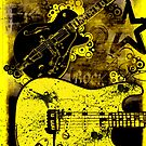 Rock n Roll by krddesigns