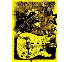Rock n Roll Photographic Print