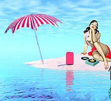 Vintage Summer by krddesigns