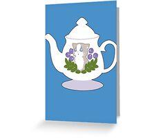 Lynn familiar Greeting Card